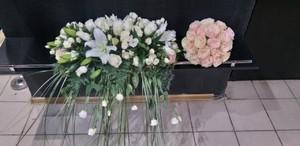 Композиция для свадебного стола