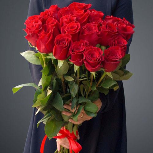 Букет роз Эквадор 60 см