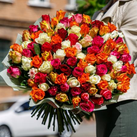 Розы Кения 50 и 60 см